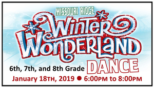 Winter WonderLand Dance 2019