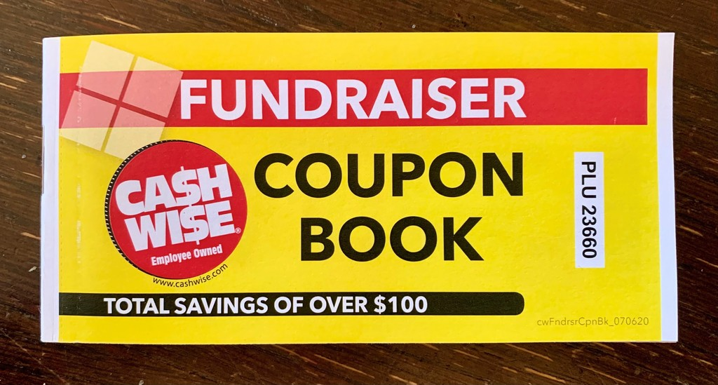 Cashwise Coupons Booklet