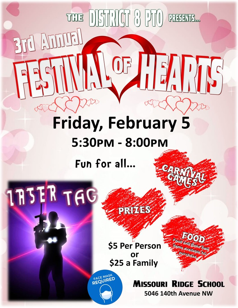 Festival of Hearts - Feb. 5, 2021