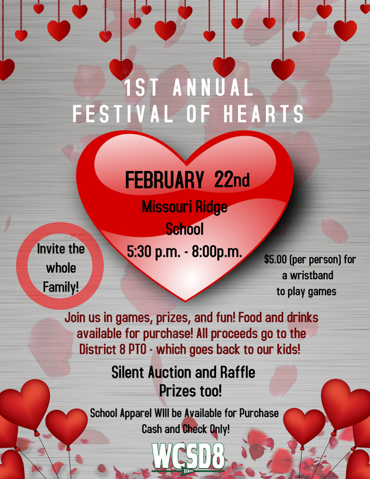 Festival of Hearts 02/22/19