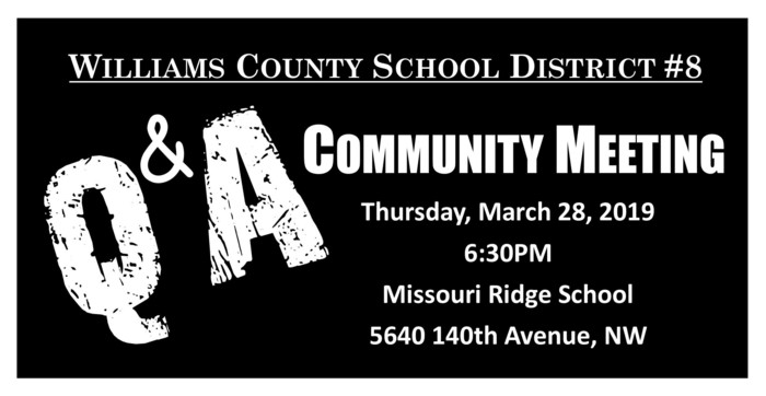 Community Meeting 03/28/19
