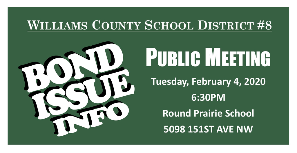 Public Meeting - Feb. 4