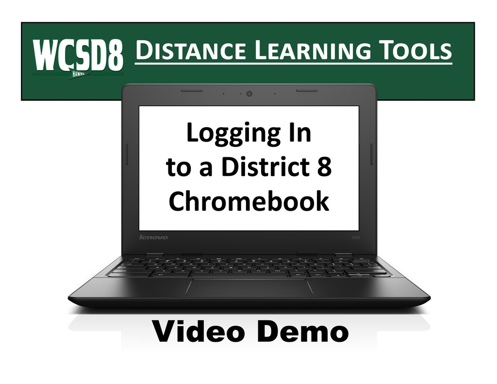 Student Chromebook Login