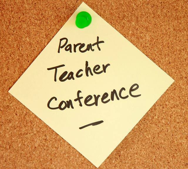 Parent Teacher Conference 03/20/18