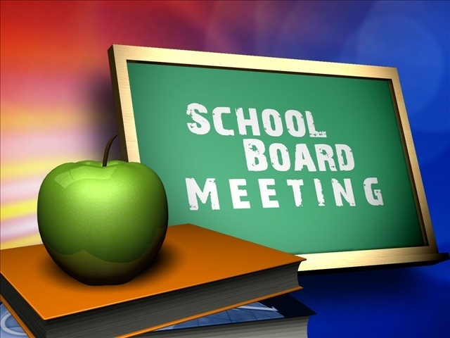 School Board Meeting 06/08/20